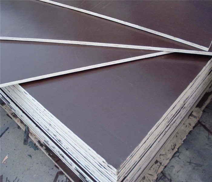 Low price Anti slip film faced plywood for construction