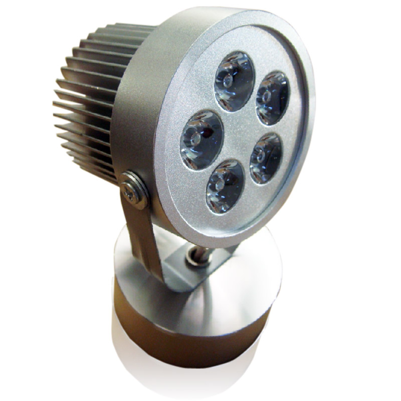 5-7W LED jewelry spot lamp,12V-220V availabel