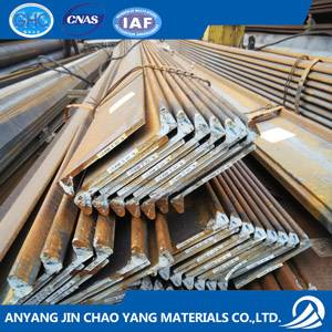 Steel flat bar for shipping building