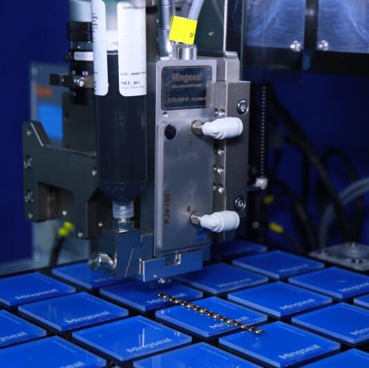 adhesive automatic dispensing robot