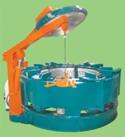 Hot tyre retreading machine-segmented mould vulcanizing machine