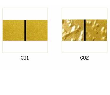 Glass mosaic Gold mosaic