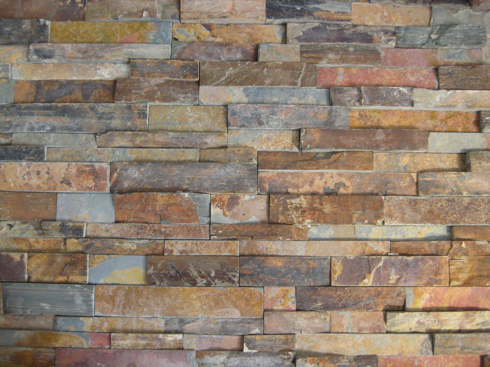 rusty ledge stone