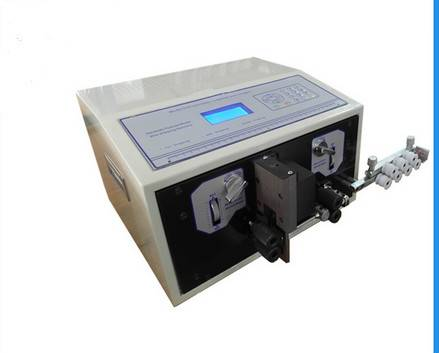 Automatic Automatic wire stripping machine; wire cutting and stripping machine; Popular pvc coated i