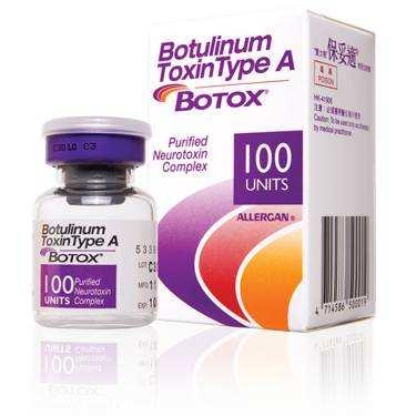Botox 100iu 150iu