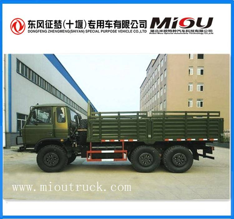 Factory Sale Dongfeng 6*6 tipper lorry price