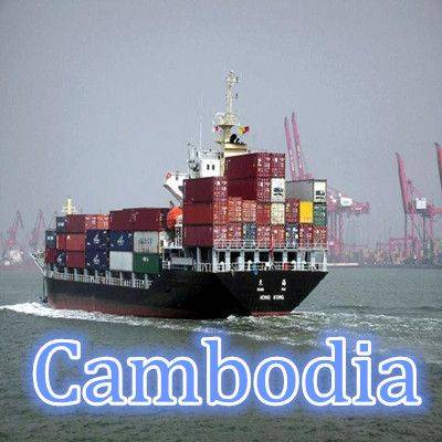sea freight shipping to Cambodia from Guangzhou/Shenzhen,China