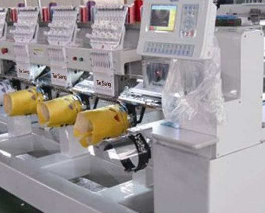 Tai Sang Embroidery Machine 908