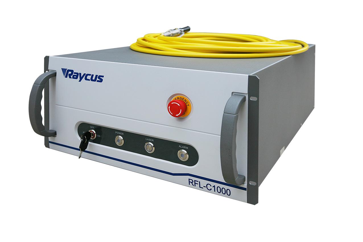 Fiber laser cutting machine power supply