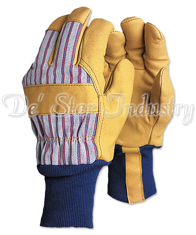Working Leather Gloves