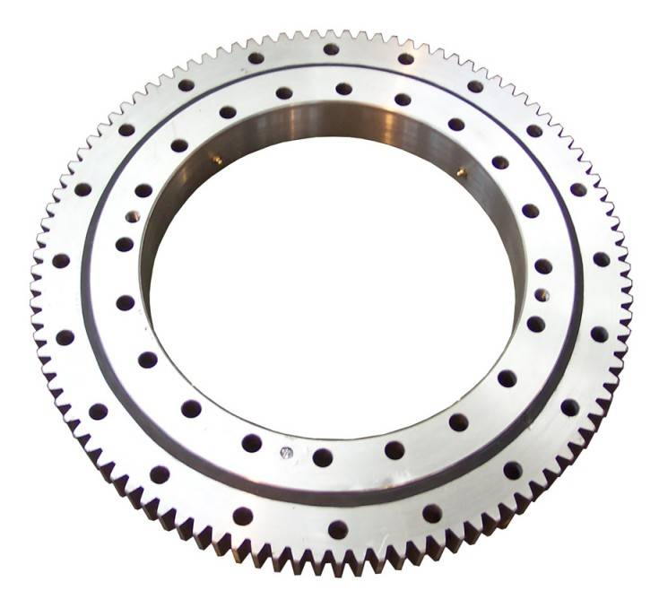 INA slewing bearing ring replacement , ball and roller slew ring bearing , concrete pumps bearing sl