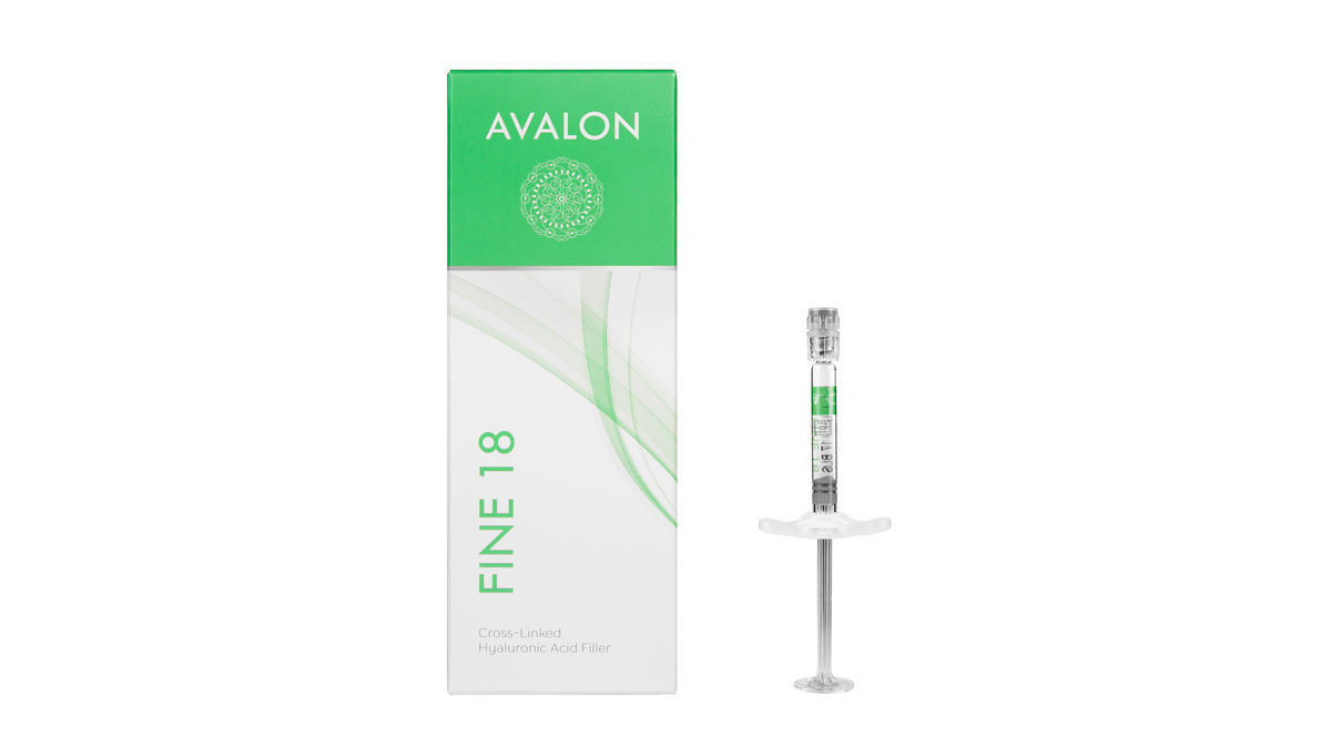 High Quality Avalon Fine 18 Hyaluronic Acid Filler on Sale