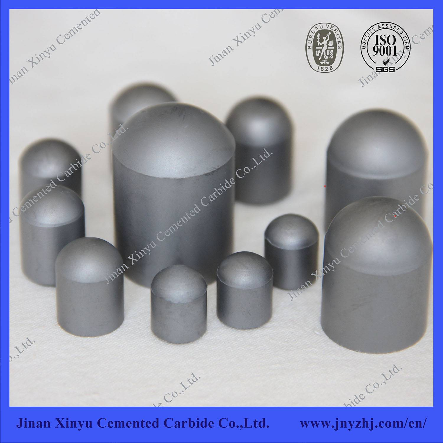 Cemented Carbide Shperical Buttons