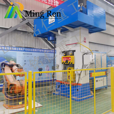 Refractory Automatic Production Line With Electric Screw Press Automatic Feeder Machine
