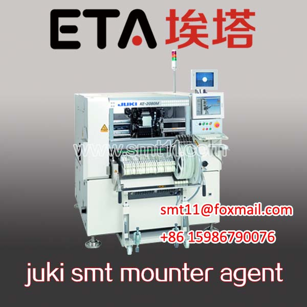 LED Mounter Jx-300 LED, Juki Pick and Place Machine