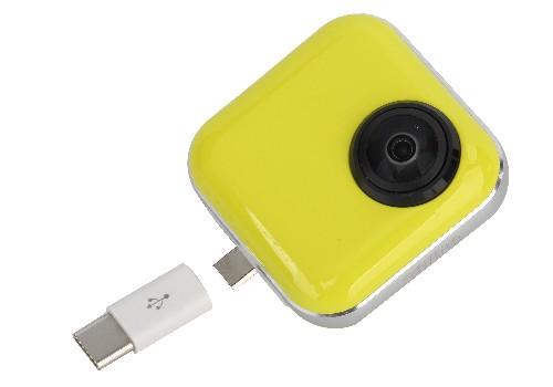 360 Panoramic Camera support recording