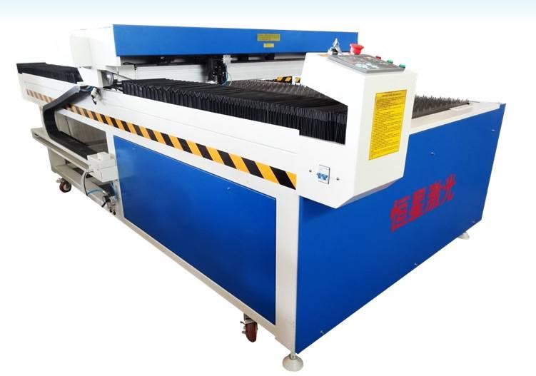 metal tube laser cutting machine HX-1325 servo system