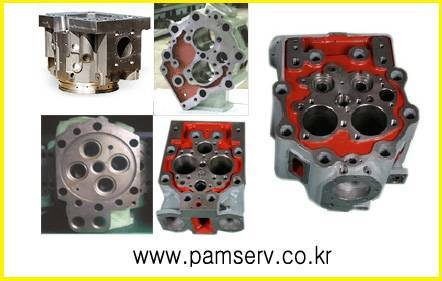 Marine Diesel Engine Spare Parts - cylinder covers heads