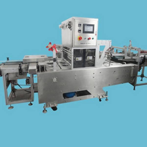 FK1840 laser cutting plc control high speed sealer machine for milk