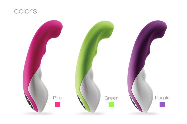 Mini and smart sex product G-spot vibrator for women with CE approved