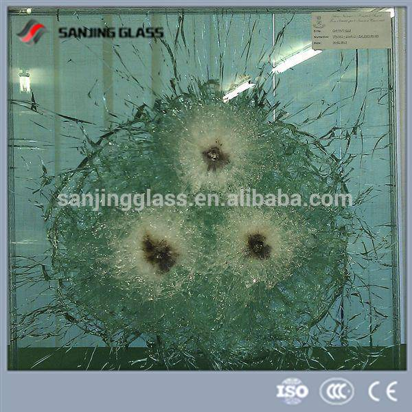 12mm Safety Glass Bulletproof Glass Price