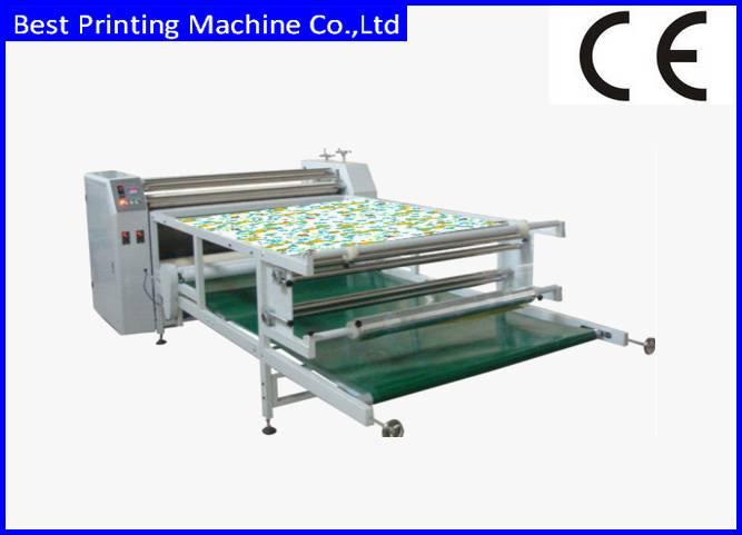 Hot Sale Roller Fabric Sublimation Thermal Transfer Printing Machine