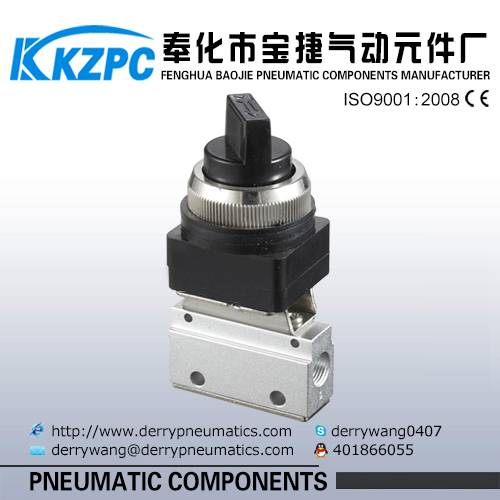 "1/8"" inch Mechanical Valve Pneumatic part MSV Series Mechanical valve"