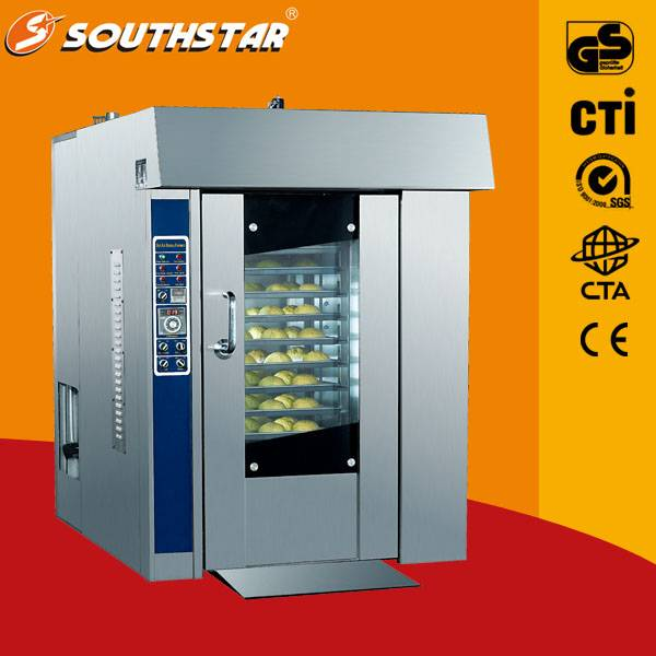 CE approved good price industrial oven ,12trays prices rotary rack oven,rotary oven for bakery