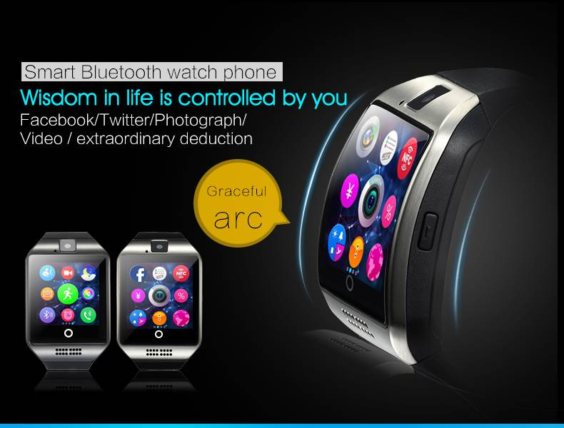 Smart Watch Phone Q18
