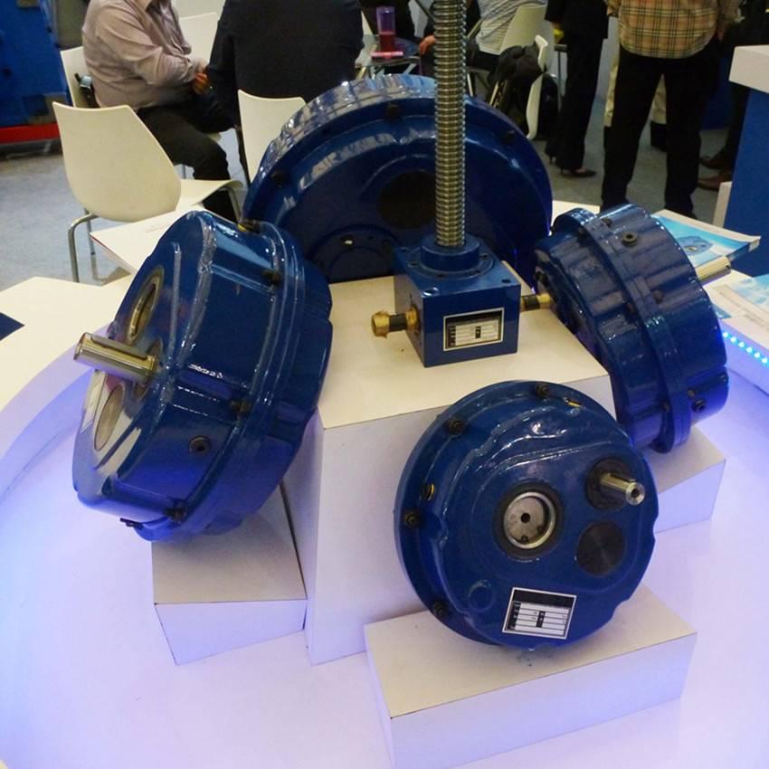 China Manufacturer Shaft Mounted Gearbox ATA Series
