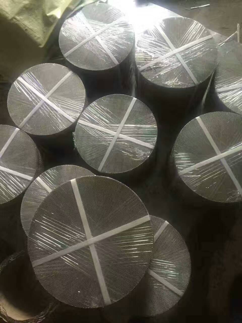 Filter Disc For Filter plastic machine