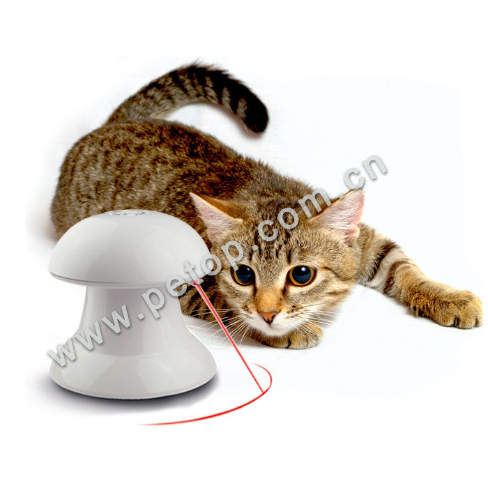 New Pet Supplies Electric Laser Light Infrared Funny Cat Toys