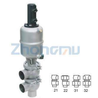 reversing ball valve