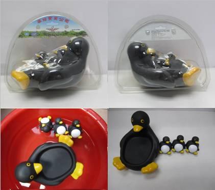 cheap lovely plastic penguin  figures