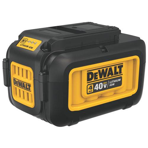 DeWalt DCB404 40V MAX* 4.0Ah Lithium Ion Battery Pack