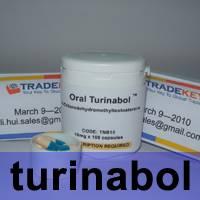 Oral Turinabol capsules [10mg x 100capsules]