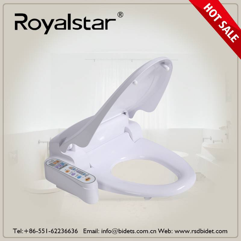 RSD3100arc, Self-cleaning, intelligent Bidet cover / electric toilet seat, eco-friendly
