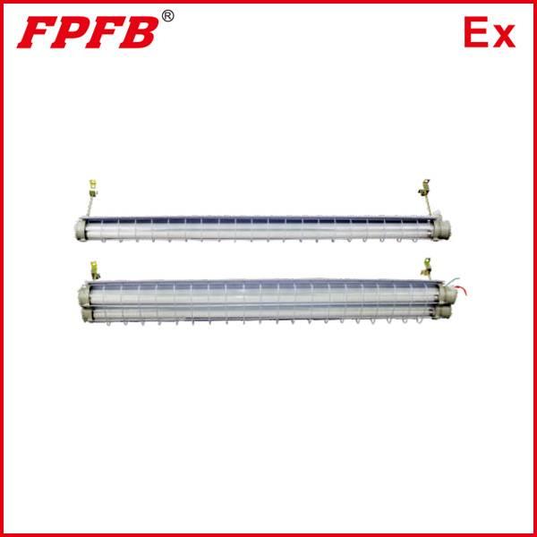 Explosion proof anticorrosive full plastic led lamp straight tube light