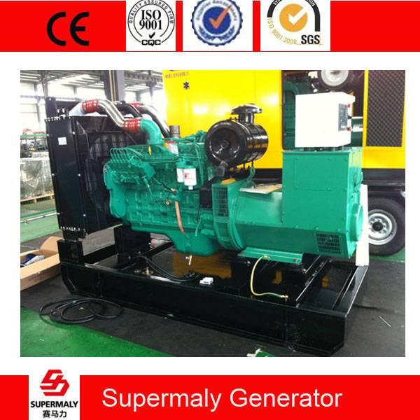 Original Cummins Diesel Generator 250KVA / 200KW by 6CTAA8.3-G2