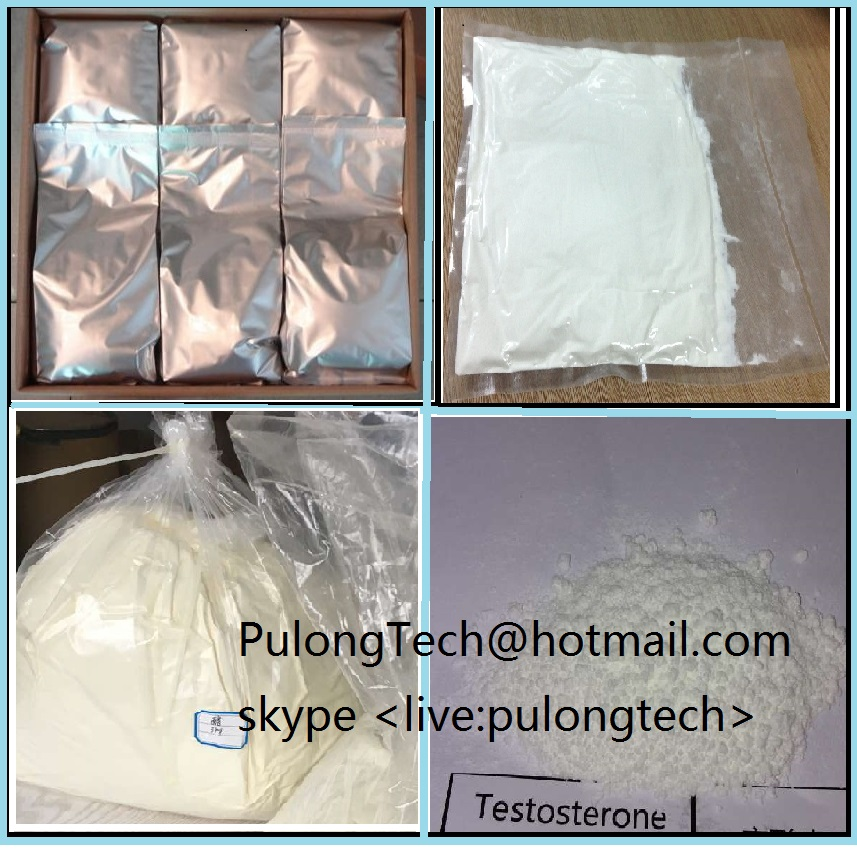 Testosterone Testosterone Acetate power steroid raw body-building of steroidLife