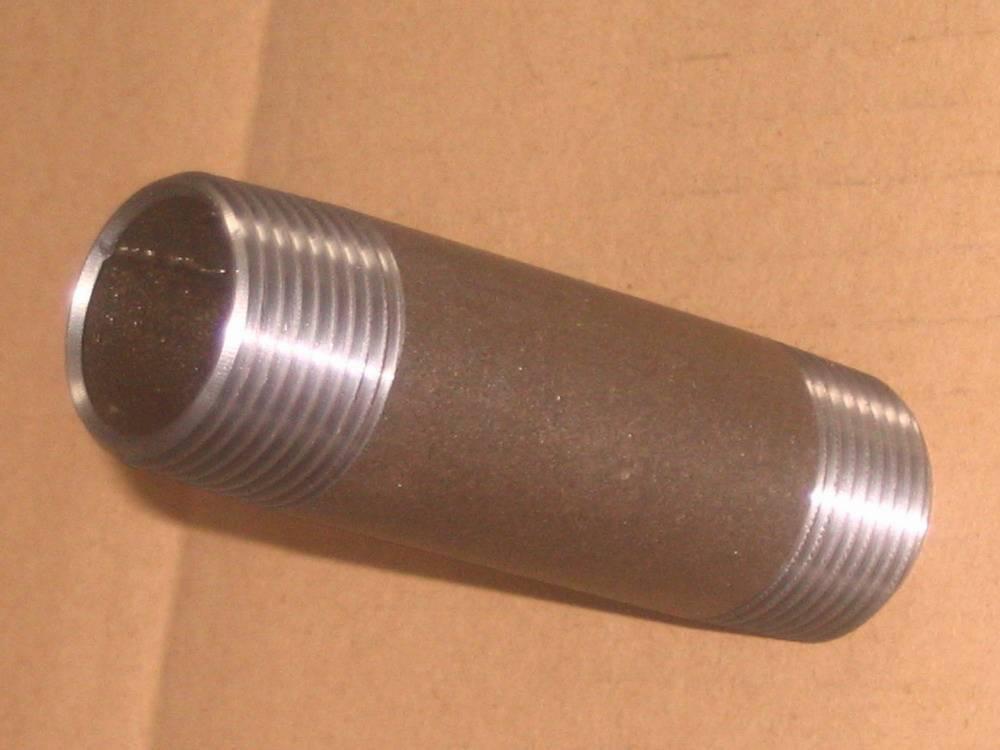 Long Nipple/barrel Nipple/pipe Nipple Welded Bspt/npt Carbon Steel