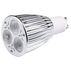 3*2w LED Spotlight 50mm 50w Halogen