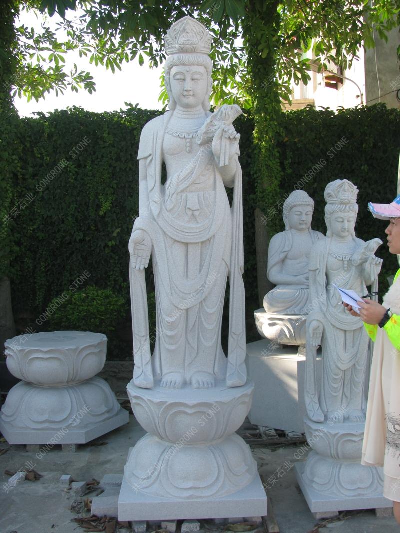 Guan yin Sculpture