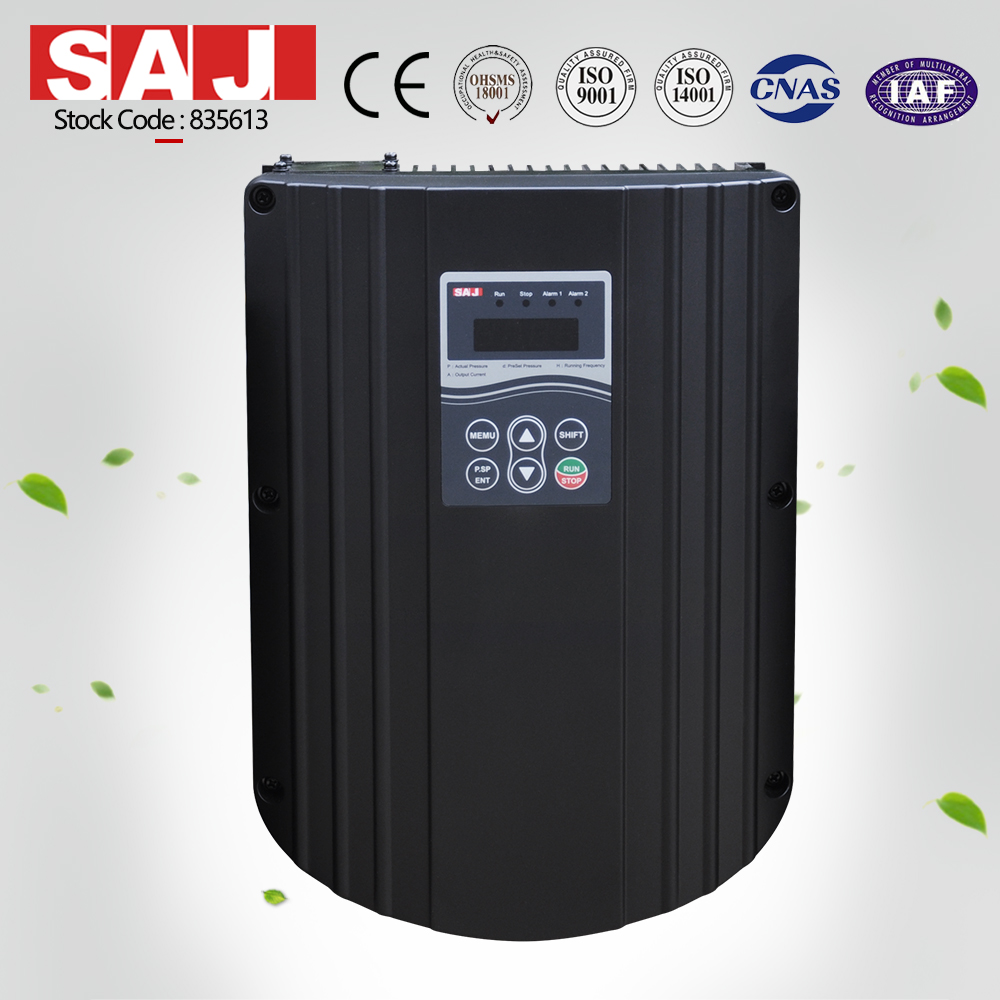 SAJ Water Pump Inverter for multiple pumps of water application system
