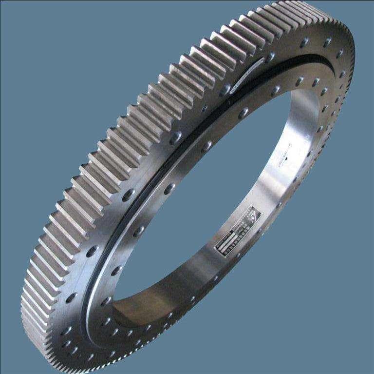 High Precisoin Internal gear Excavator Swing bearing Slewing Ring Bearings in stock