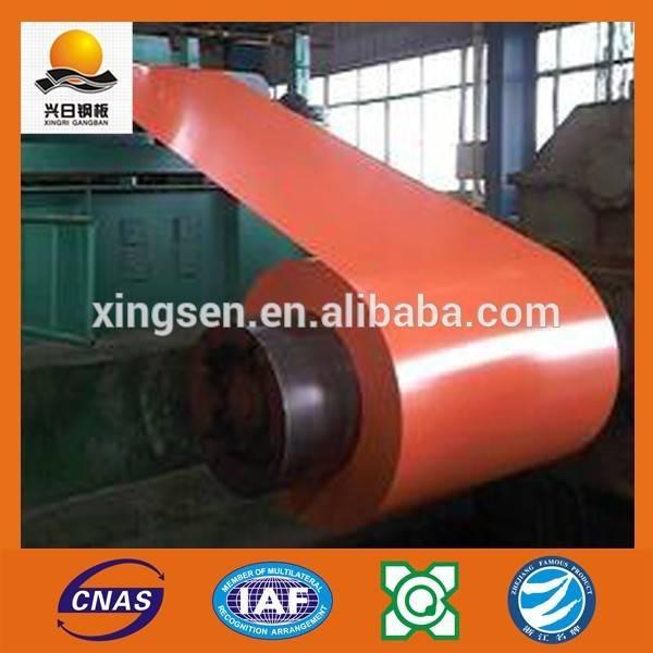 building material china supplier ppgi galvanized steel coil