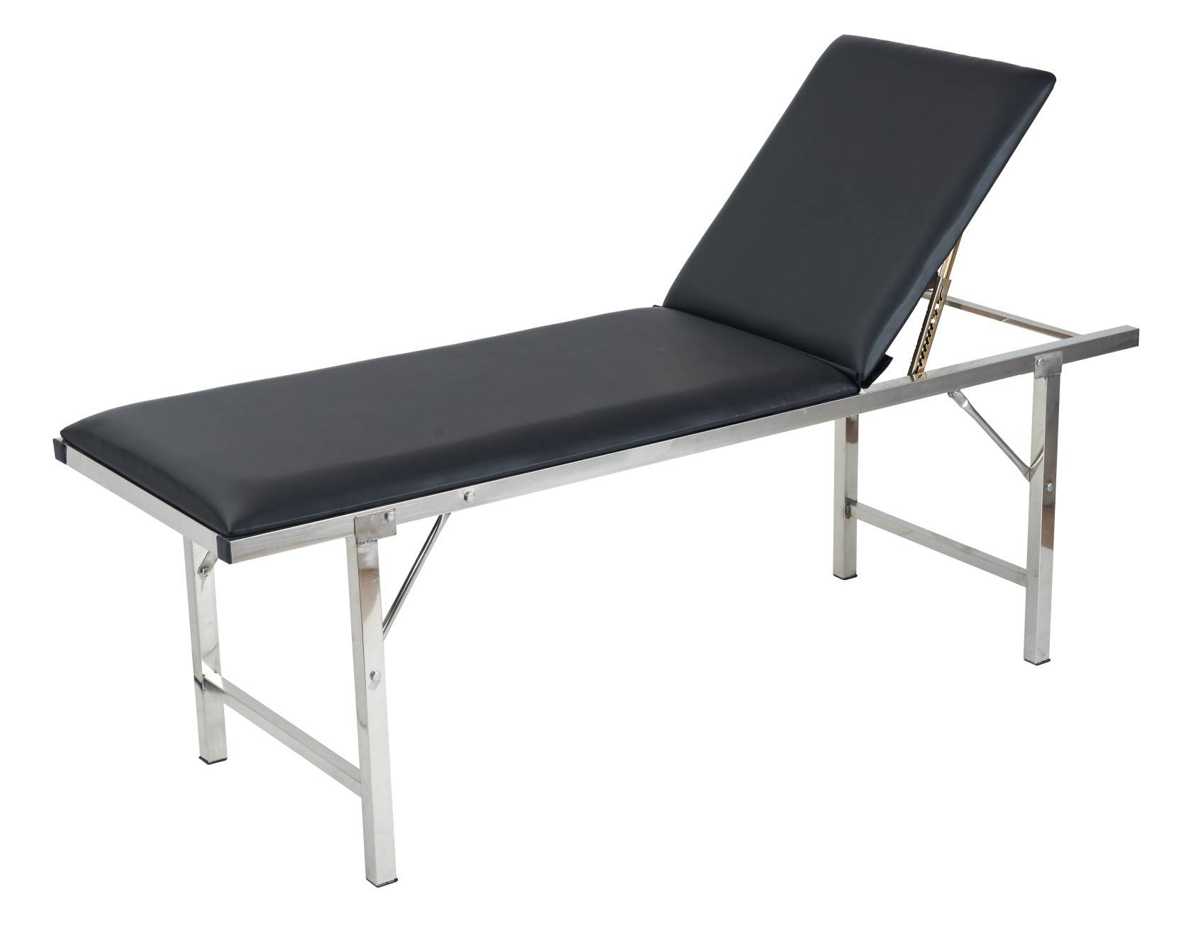 Massage table(Stainless steel),examination bed of gynaecology