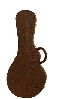 Wooden Mandolin Case