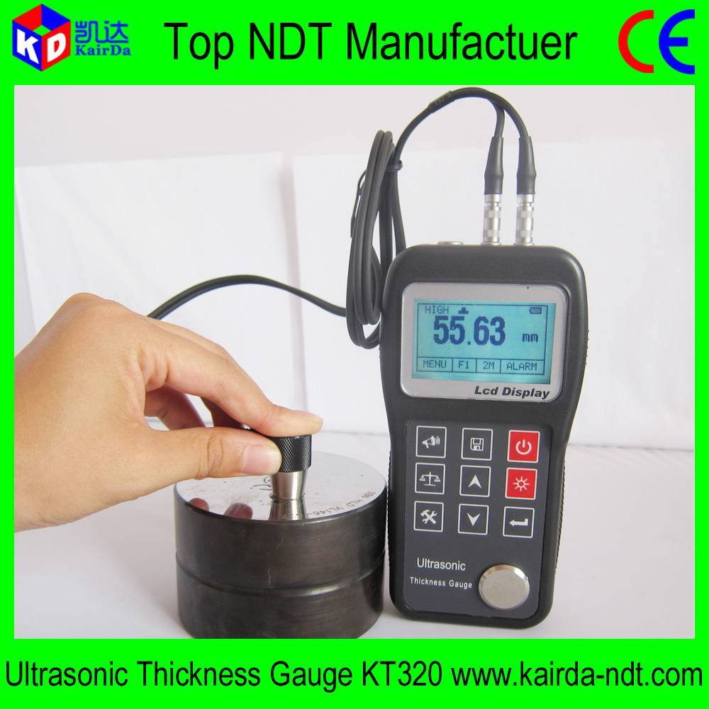 Metal Ultrasonic Thickness Gauge