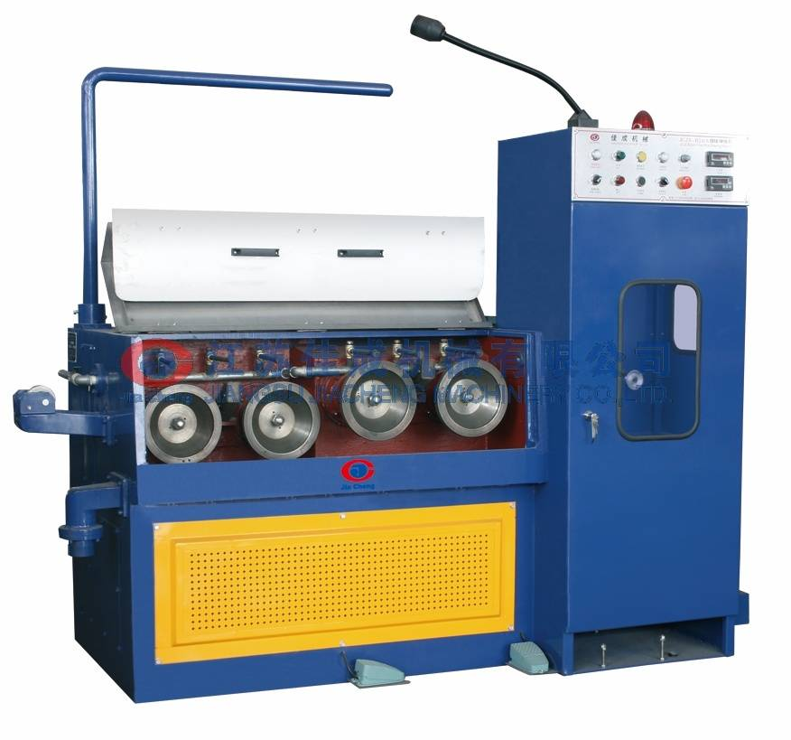 JCJX-B24(B24/A) Fine copper wire drawing machine